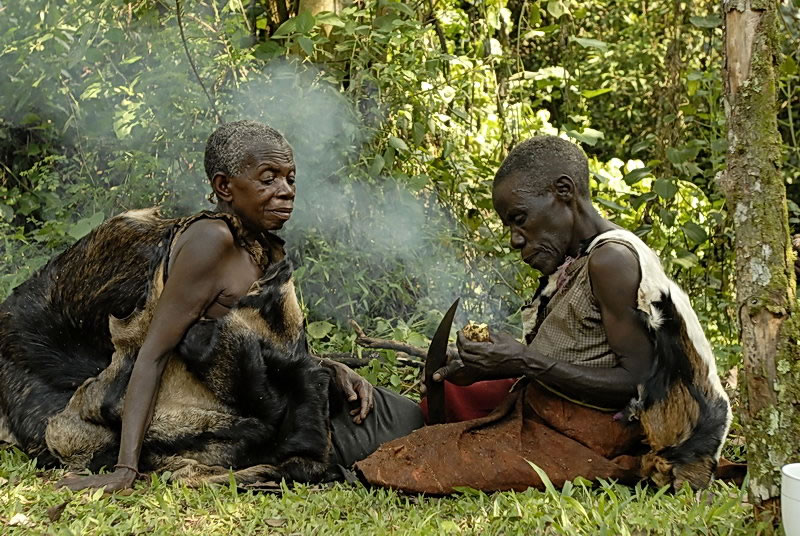 Batwa People - Pygmies